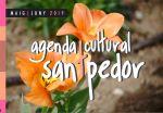 Agenda cultural maig-juny