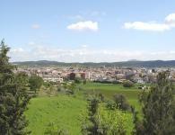 Vista del municipi de Santpedor