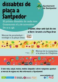 Dissabtes de plaça a Santpedor