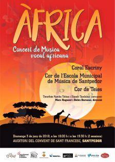 Música Africana al Convent