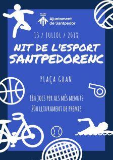 Nit de l'Esport Santpedorenc