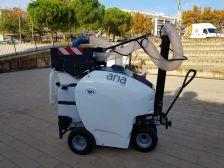 Nou aspirador per netejar els carrers