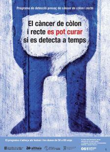 Campanya de detecció precoç del càncer de còlon i recte