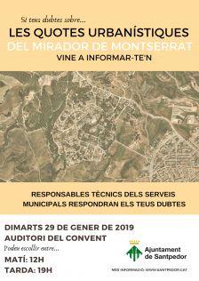 Obres al Mirador de Montserrat