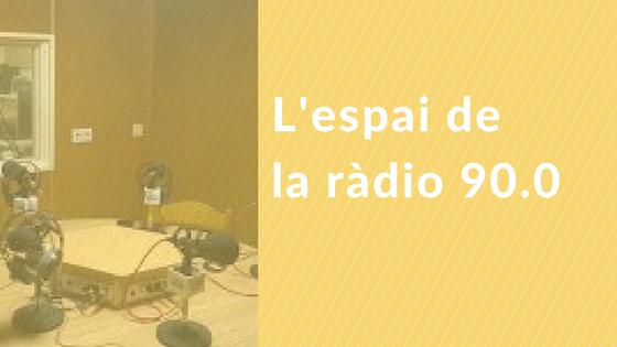 L'espai de la ràdio