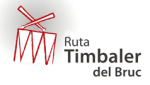 Logo ruta Timbaler del Bruc
