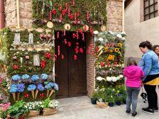 Hansel i Gretel a la fira Santpedor en flor