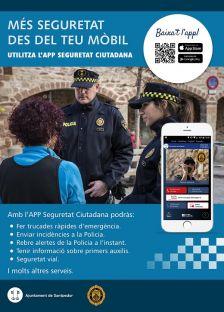APP Seguretat ciutadana